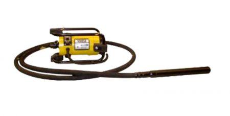 """VIBRADOR ELECTRICO DE 1.5 HP CONJUNTO 4 mts CABEZA 1 1/4"""" VIMESA"""